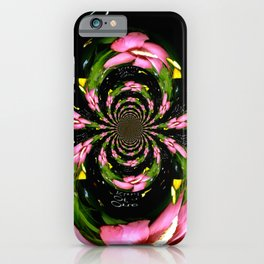 Another Time And Place iPhone Case
