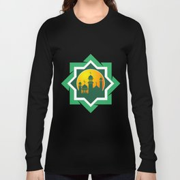 Symbol of Muslim Long Sleeve T-shirt