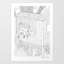 beegarden.works 012 Art Print