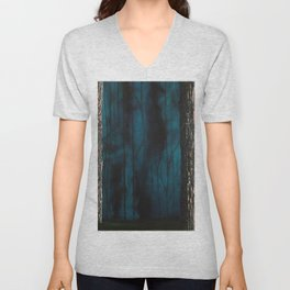 Inside the dark forest Unisex V-Neck