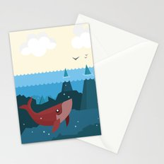 Hidden World Stationery Cards