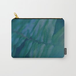 Midnight Green Carry-All Pouch