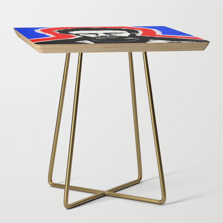 Childish Gambino Side Table By Matthewjustinrupp Society6