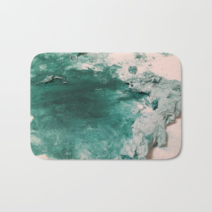 Does Paint Go Bad >> Paint Gone Bad On Canvas Bath Mat By Lisatherock Society6