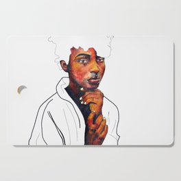 Honor the space you are in Cutting Board