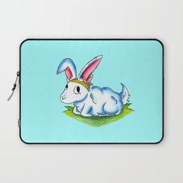 Bunny Fluff Laptop Sleeve