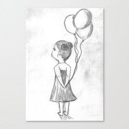 Balloons Canvas Print