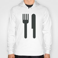 minerals Hoodies featuring Food by Alejandro Díaz