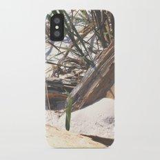 Forgotten iPhone X Slim Case