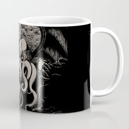 The Rise of Great Cthulhu Coffee Mug
