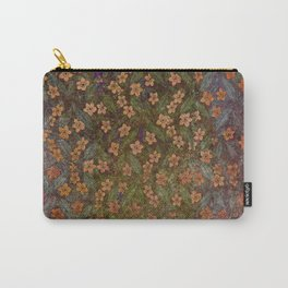 Grenada Floral 2 Carry-All Pouch