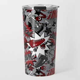 Roller Derby Slam Travel Mug