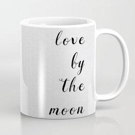 Love By The Moon Coffee Mug