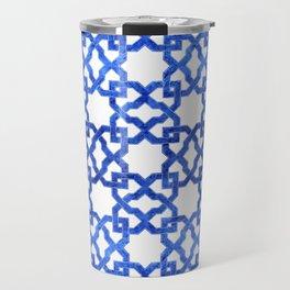 Geometric Pattern - Oriental Design rmx Travel Mug