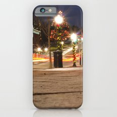 Downtown Blacksburg Christmas iPhone 6s Slim Case