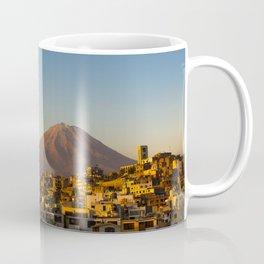 Misti Mountain Coffee Mug