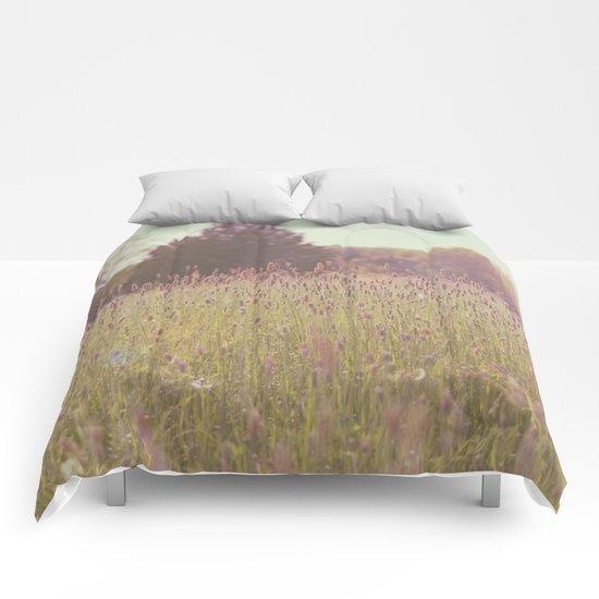 Tall Grass Comforters
