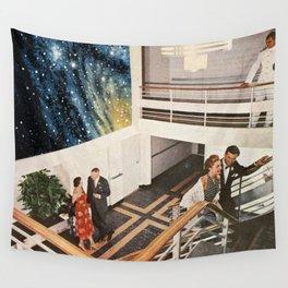 Star Cruising Wall Tapestry