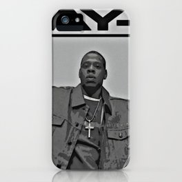 Vol .3 The life and times of S. Carter iPhone Case
