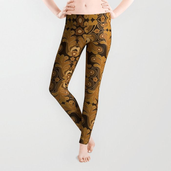 Autumn Glow Leggings