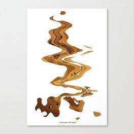 ad un passo dal sogno 2 Canvas Print