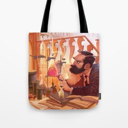 The Chemist Tote Bag