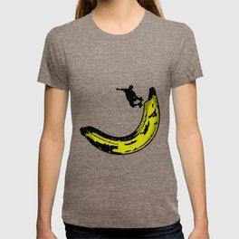Banana Pipeline Skateboarder T-shirt