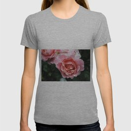 Dewdrop Roses T-shirt