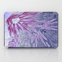 ice iPad Cases featuring ice by donphil