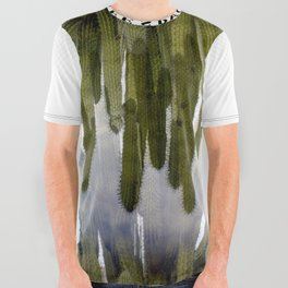 spiky boys All Over Graphic Tee