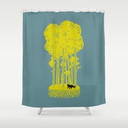 Territory Shower Curtain