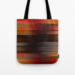 """""""Abstract Autumn Porstroke (Pattern)"""" Tote Bag"""