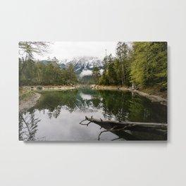 Magical nature - Art print Metal Print