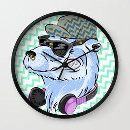 Kool Bear Wall Clock