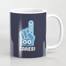 A Pointed Critique Mug