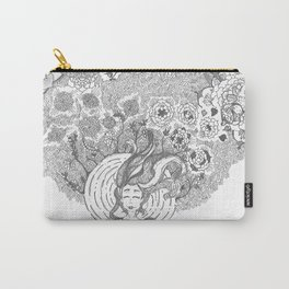 Flower Girl Carry-All Pouch