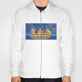 The Great Movie Ride Hoody