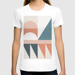 Cirque 03 Abstract Geometric T-shirt