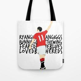 Ryan Giggs Tote Bag