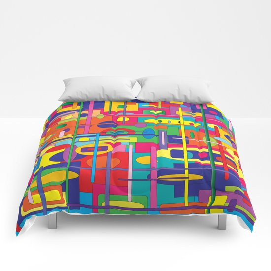 Colors Comforters