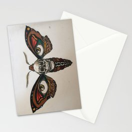 Wings with Eyes Stationery Cards