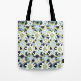 Passionflower Tote Bag