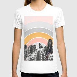Desert rainbow T-shirt