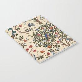 "William Morris ""Kelmscott Tree"" 1. Notebook"