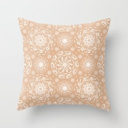Boho Tumbleweeds #society6 #pattern Throw Pillow
