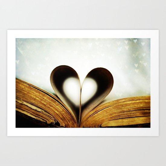 An Affair of the Heart Art Print