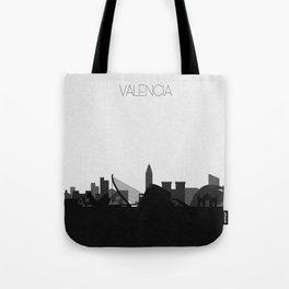 City Skylines: Valencia Tote Bag