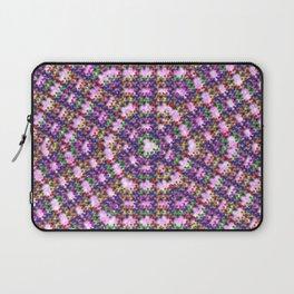 Kaleidoscope Finger Spinners Mandala Pattern Laptop Sleeve