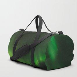 Northern Lights in Norway 03 Duffle Bag