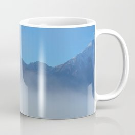 Autumn Mist Reflection Coffee Mug
